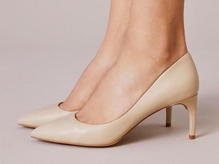 Tps pilih sepatu. Foto: Istimewa