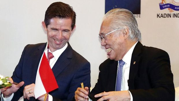 IA-CEPA Resmi Diteken, Ke mana Jokowi dan PM Australia?