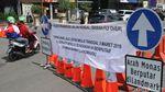 Imbas Perbaikan Jalan dan Pedestrian, Underpass Kendal Ditutup