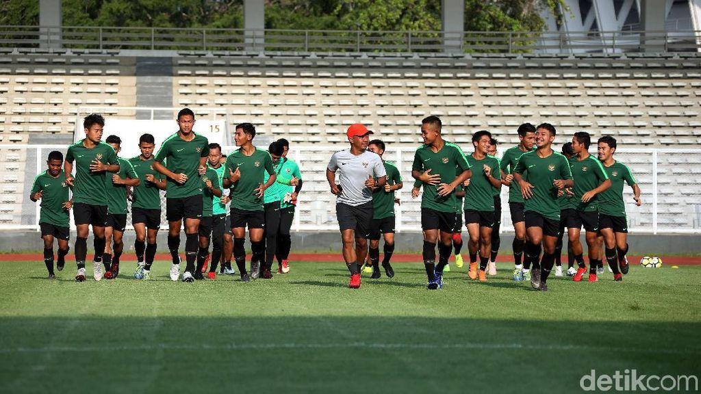 Laga Perdana Kualifikasi Piala Asia U-23 Makin Dekat, Timnas Relaks
