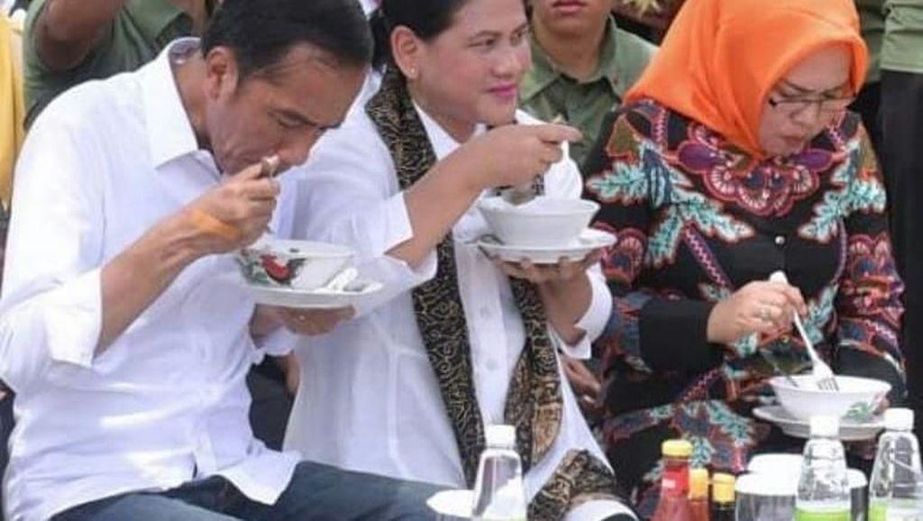 Ketika Makanan Jadi Bagian Kampanye dan Diplomasi Para Politisi