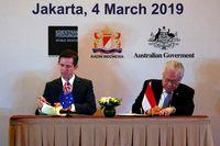 IA-CEPA Diteken, Seluruh Produk RI Bebas Masuk Australia
