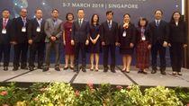 Di Singapura, RI Ungkap Potensi Kapal RoRo Rute Dumai-Malaka