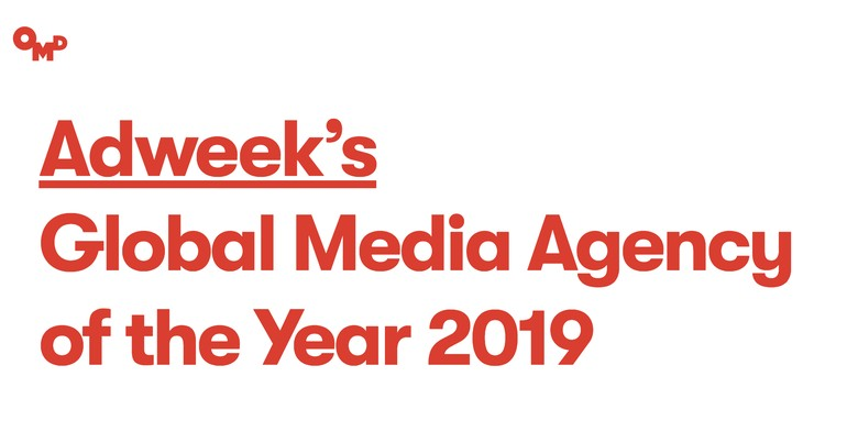 OMD Dinobatkan Sebagai Global Media Agency of The Year