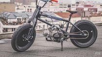 Ketika Sepeda BMX Disuntik Mesin Motor Trail