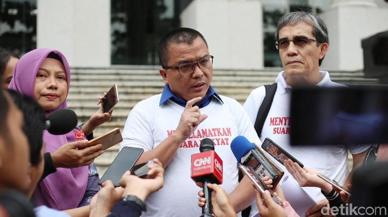 Pemprov DKI Tunjuk Denny Indrayana Jadi Pengacara Gugatan Reklamasi