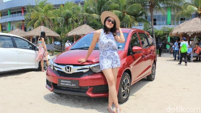 Test Drive Mobilio 2019