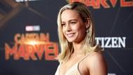Gagal di Star Wars, Brie Larson Putar Haluan ke Captain Marvel