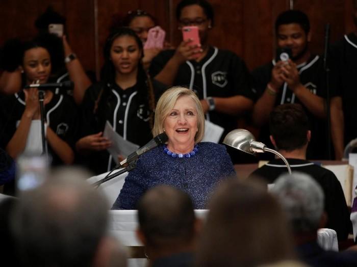 Hillary Clinton. Foto: REUTERS/Chris Aluka Berry