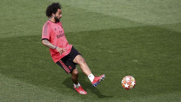 Marcelo sudah mulai kehilangan tempat di posisi bek kiri musim ini.