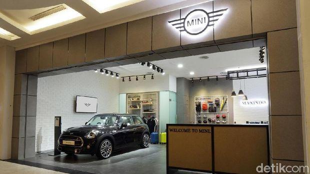 MINI Pop Up Store di Trans Mall Bandung