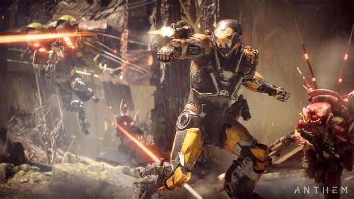 Anthem, game dengan bug yang sanggup bikin PS4 mati total. Foto: Electronic Arts