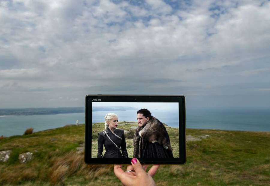 Melihat Lokasi-lokasi Ikonik Game of Thrones