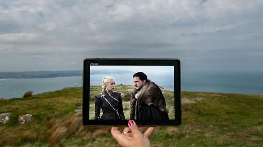 Melihat Lokasi-lokasi Ikonik Game of Thrones