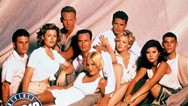 Bintang Serial '90210' Luke Perry Meninggal Dunia