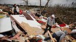 Dahsyat! Tornado Hantam Alabama 23 Orang Tewas
