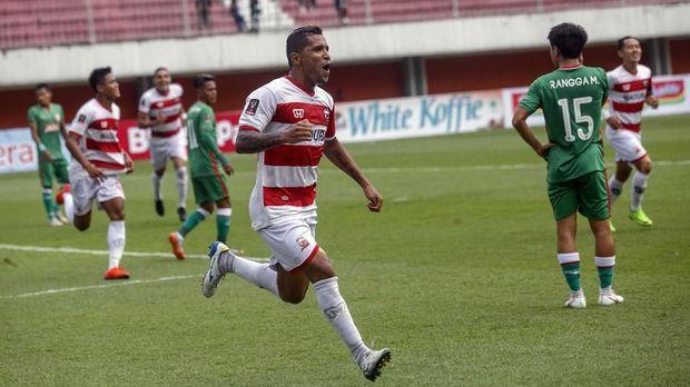 Imbang Vs Madura United, Persija Kukuh di Puncak Klasemen