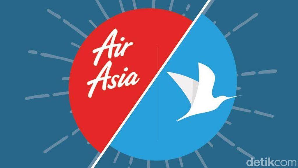 AirAsia Traveloka Cerai Gara-gara Tekanan Maskapai Lain?