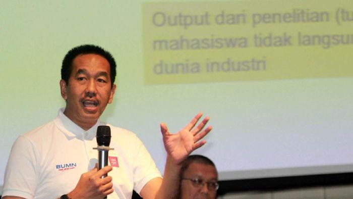 Direktur Utama AP II Muhammad Awaluddin/Foto: dok. AP 2