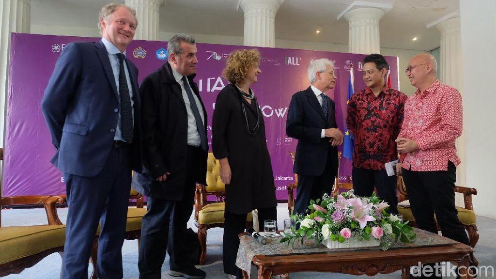 Perdana di Jakarta, Pameran The Beauty of Knowledge akan Diboyong ke Mancanegara
