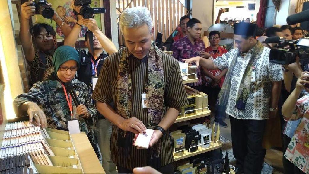 Bandara Ahmad Yani Punya Galeri UMKM, Tawarkan 748 Produk