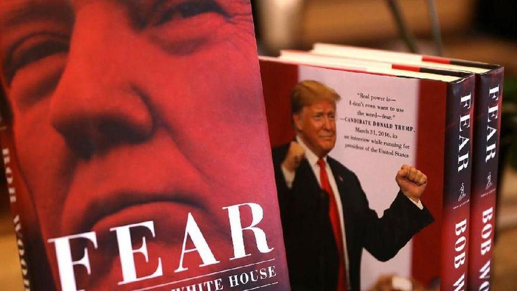 Buku Fear: Trump in the White House Bakal Terbit di Indonesia
