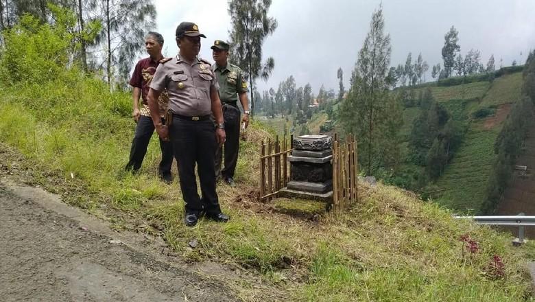 3 Patung Simbol Hindu Dirusak, Polisi: Jangan Terprovokasi