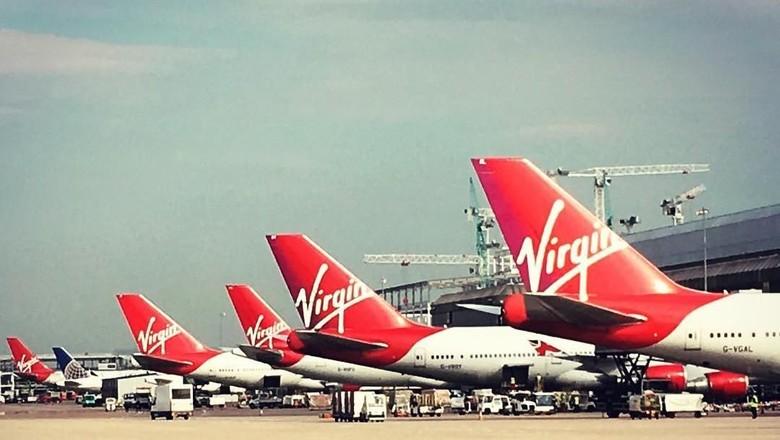 Foto: Virgin Atlantic (Instagram/@virginatlantic)