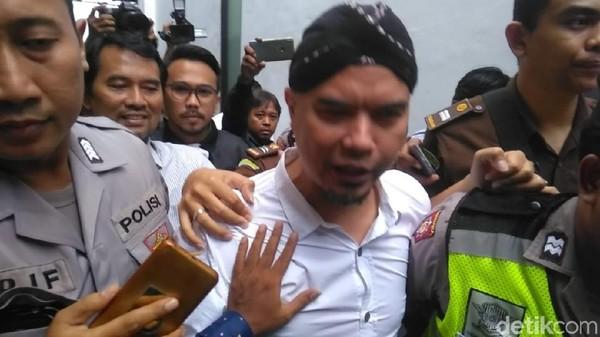 Soal BAP, Dhani Curiga Ada Campur Tangan Pihak Asing