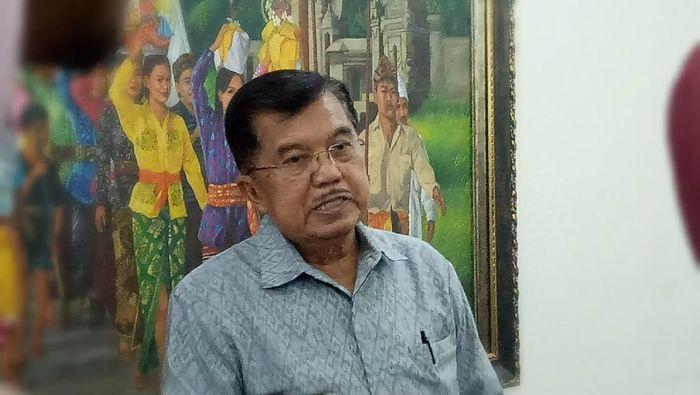 Wapres Jusuf Kalla/Foto: Fida/detikcom