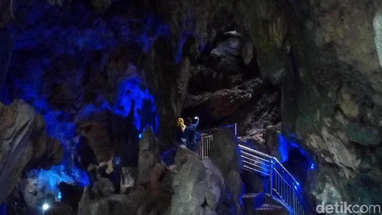 Objek wisata Gua Lawa dan Gua Macan di Grobogan (Akrom Hazami/detikTravel)