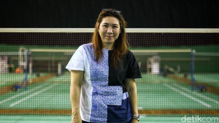 Susy Susanti (Agung Pambudhy/detikSport)