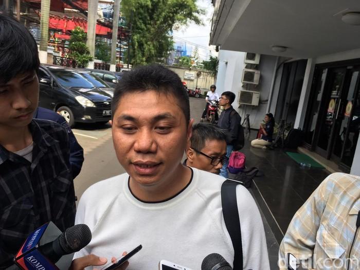 Ketua DPP Demokrat Jansen Sitindaon (Foto: Farih Maulana-detikcom)