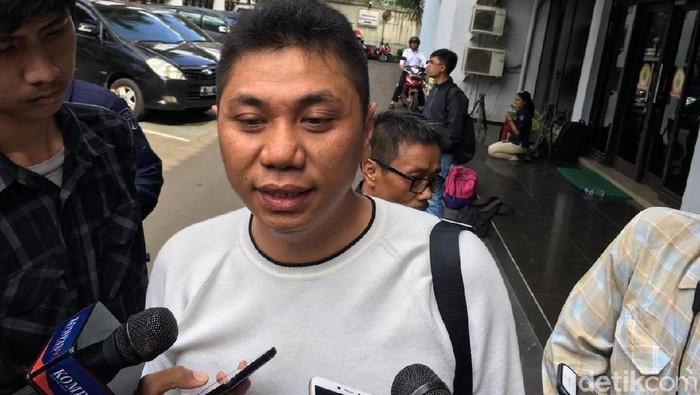 Politikus Partai Demokrat (PD) Jansen Sitindaon