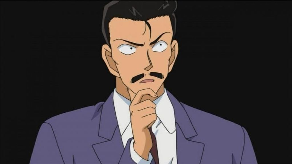 Fakta Kogoro Mouri yang Tak Mati Diberi Obat Penenang di Detective Conan
