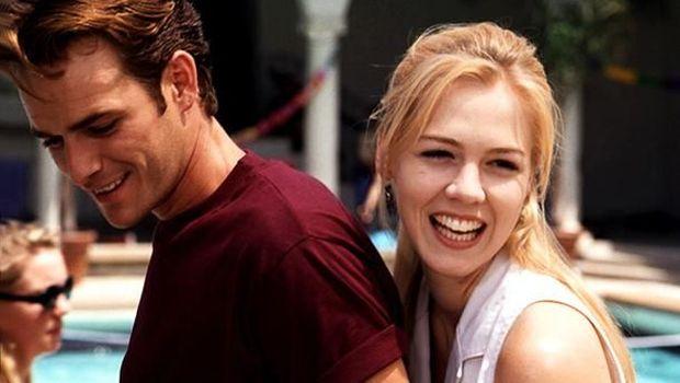 Mengenang Luke Perry Si Tampan Dylan di 'Beverly Hills 90210'