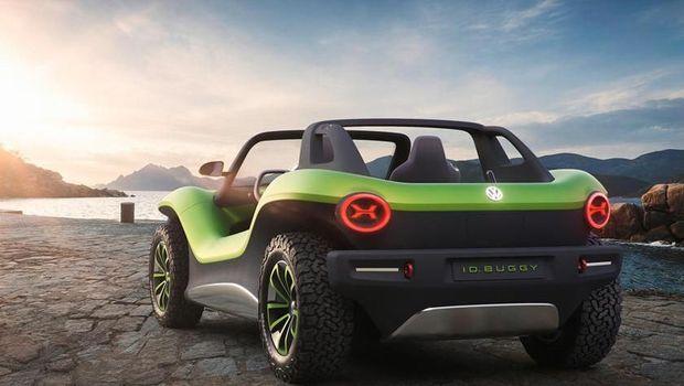 VW Beetle Classic Beach Buggy