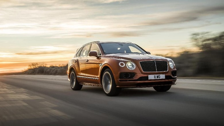 Bentley Bentayga Foto: Dok. Bentley