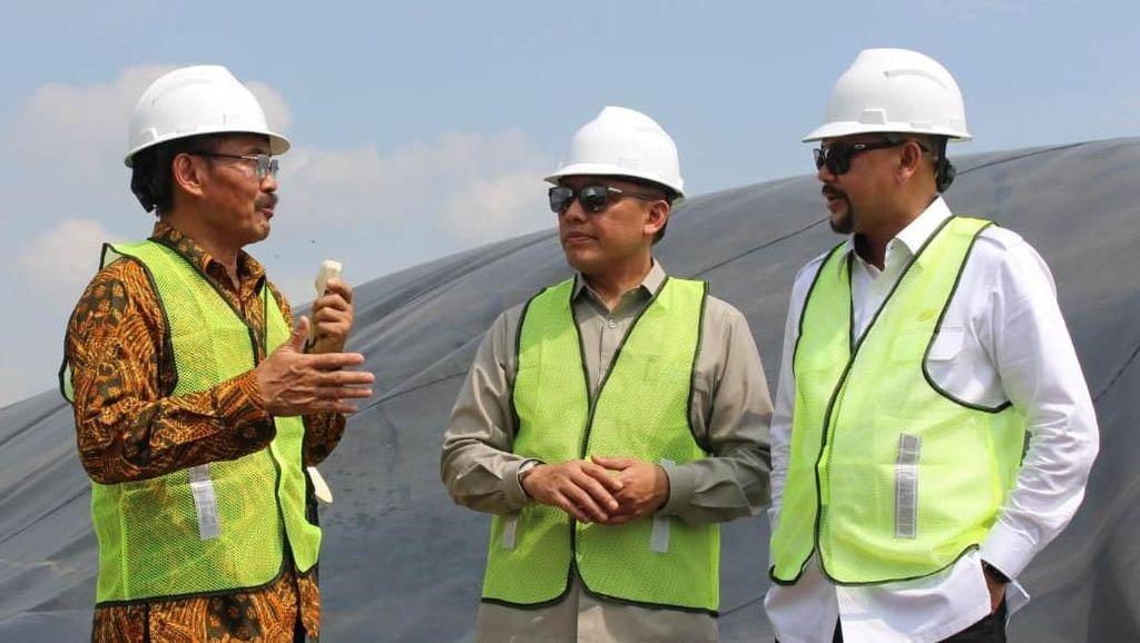 PLT Biogas di Kampar, Riau Resmi Beroperasi