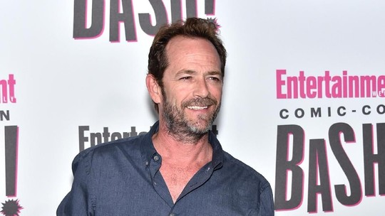 Transformasi Luke Perry, Bintang Tampan 90210