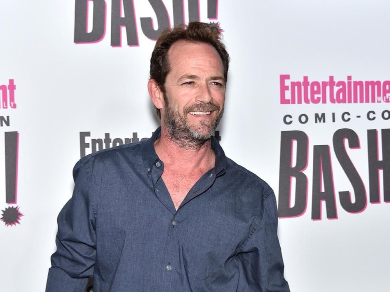 Foto: Luke Perry (Photo by Mike Coppola/Getty Images for Entertainment Weekly)