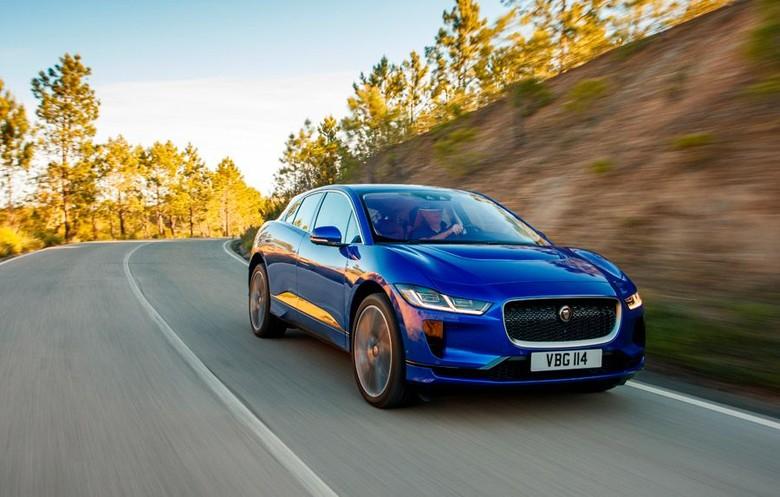 Jaguar I-Pace. Foto: Dok. Car of The Year