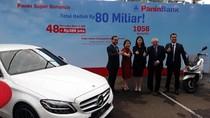 Modal Buka Tabungan Bisa Bawa Pulang Mercedez-Benz C200