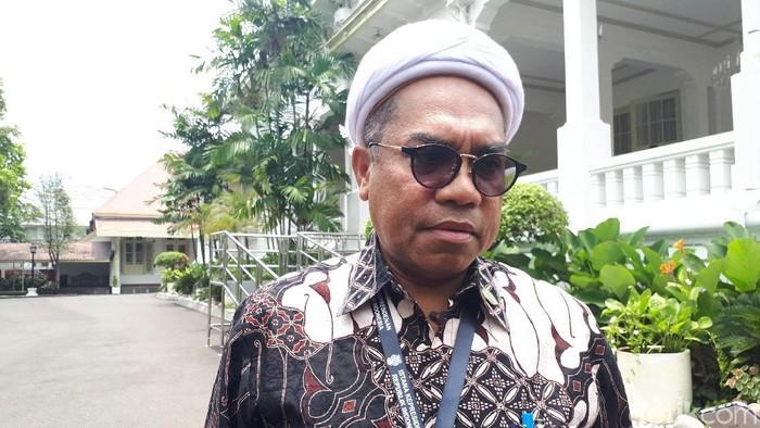 Tenaga Ahli Utama Kedeputian IV Kantor Staf Presiden (KSP) Ali Mochtar Ngabalin