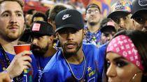 Ronaldinho Hingga Neymar Ramaikan Karnaval Samba di Brasil