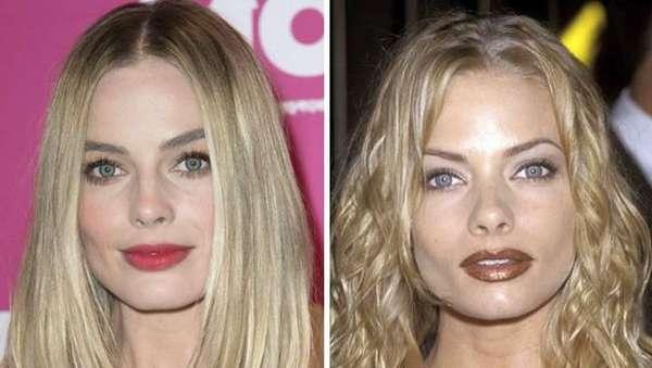 Margot Robbie dan Jamie Pressly Disebut Mirip, Setuju?
