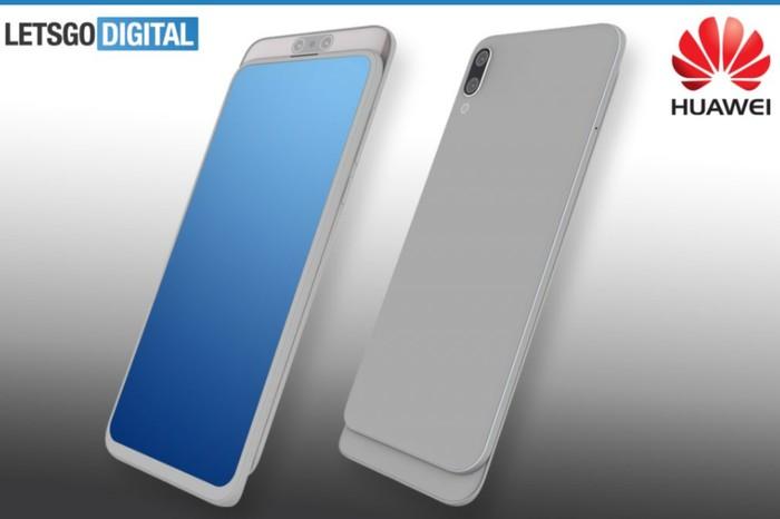 Hasil gambar untuk Ponsel Gaya Slider, Huawei?