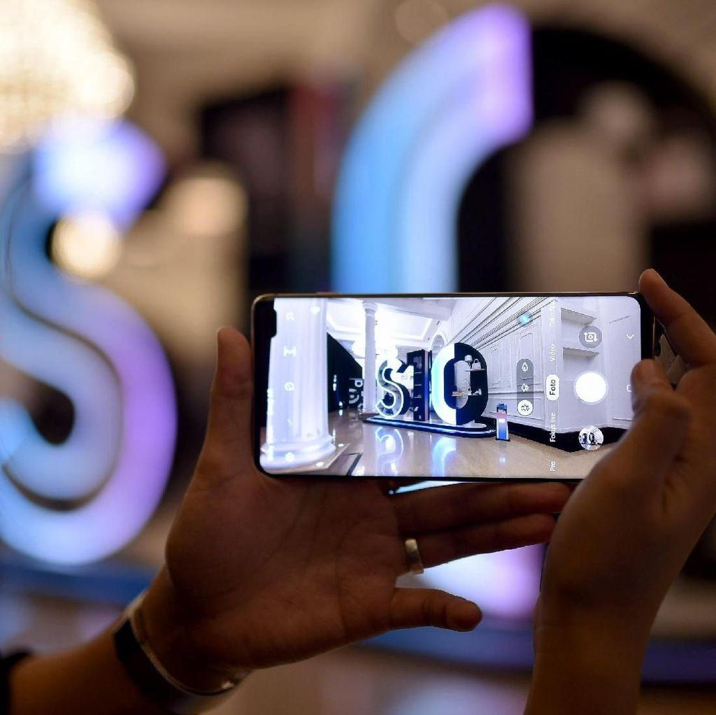 Ada Pengguna Samsung Galaxy S10 yang Keluhkan Bug di Layar