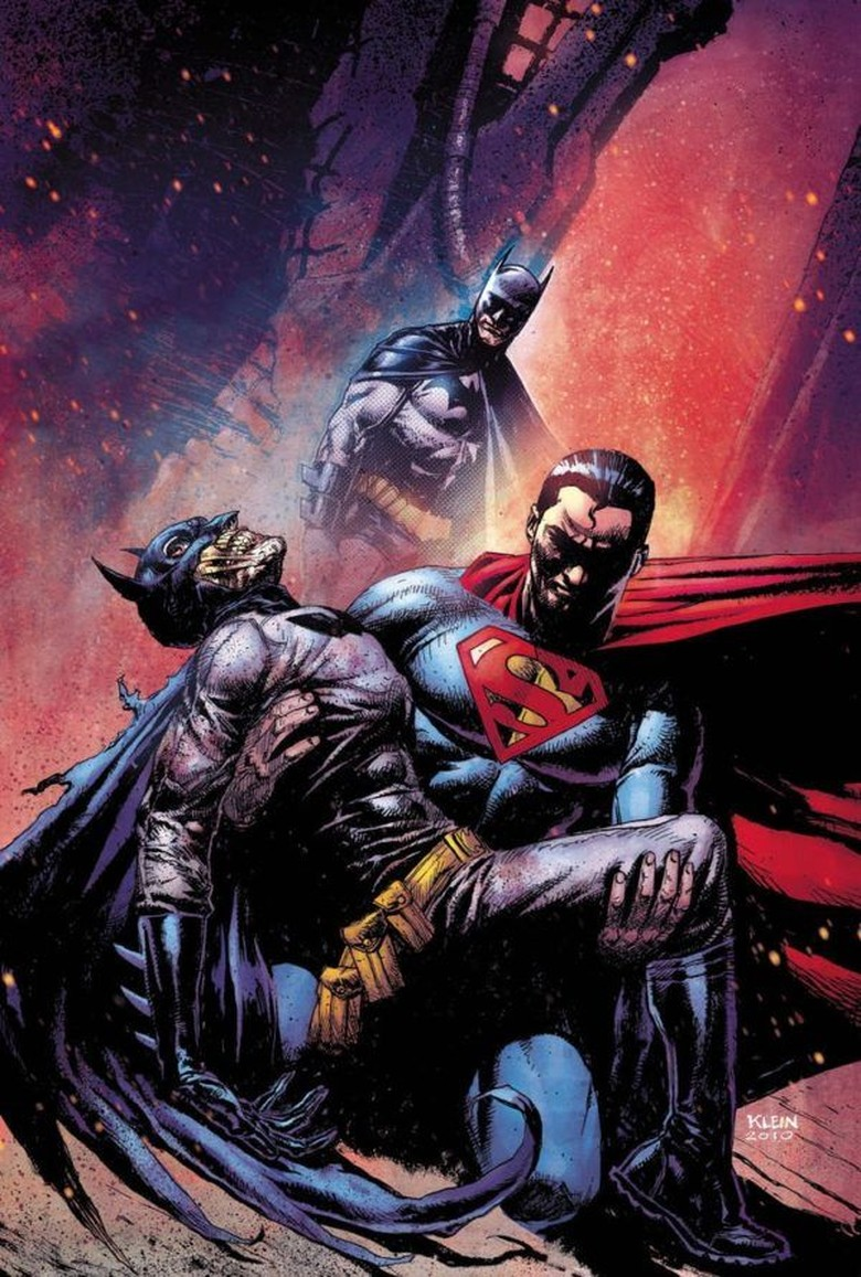 Komik Superman/ Batman Vol.7 Batal Terbit, Ada Apa? Foto: Istimewa