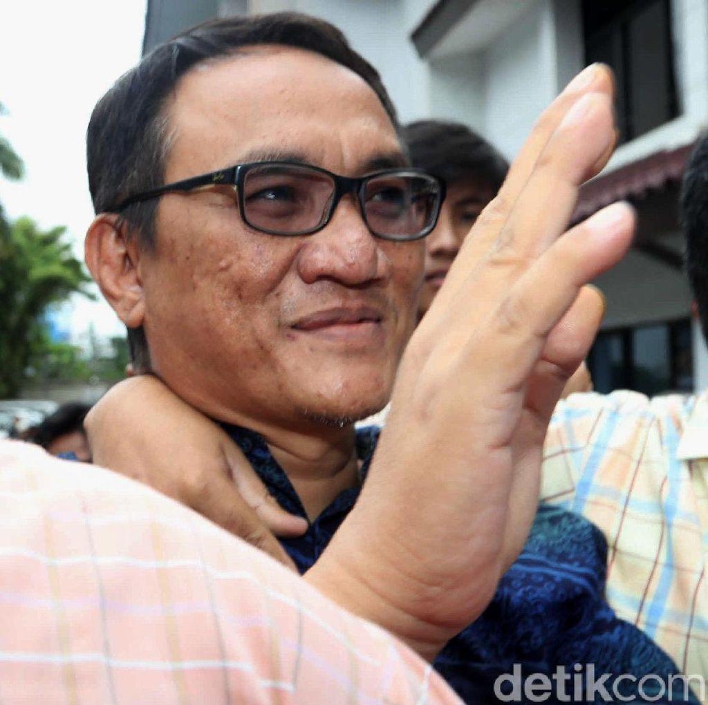 Andi Arief Berkicau Andai SBY Tak Memaksa Prabowo Pulang dari Yordania